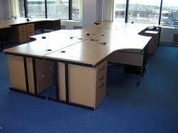 office workstation desks. delighful desks office furniture desks  used workstations modern  lately beech corner workstation in n