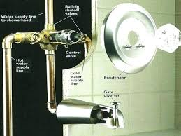 how to fix a leaky shower faucet handle fix leaky bathtub faucet kitchen faucets leaky bathtub