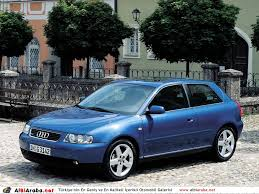 Audi A3 1.8T 2003 | Auto images and Specification