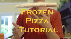 How To Make A Frozen Pizza How To Make A Frozen Pizza Youtube