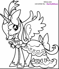 Small Picture fabulous my little pony princess coloring page with my little pony