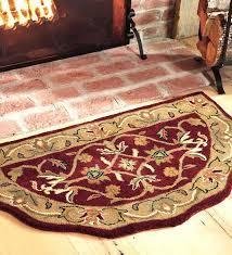 wool fireplace rugs fireproof fireplace rugs wool fireplace hearth rugs