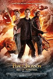NEW Percy Jackson 2 Sea Of Monsters