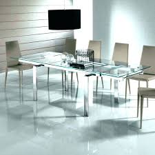 large glass dining table contemporary dining tables extendable round glass extending dining table adorable large glass dining tables create modern dining