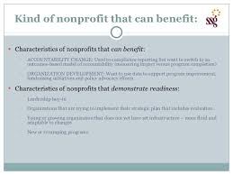 capacity building for nonprofit organizations  34 kind of nonprofit