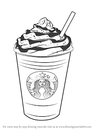 12 Cup Drawing Frappe For Free Download On Ayoqqorg