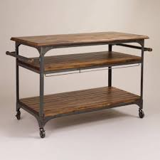 Granite Top Kitchen Island Cart Kitchen Carts Kitchen Island Diy Kit Cart With Wood Top White