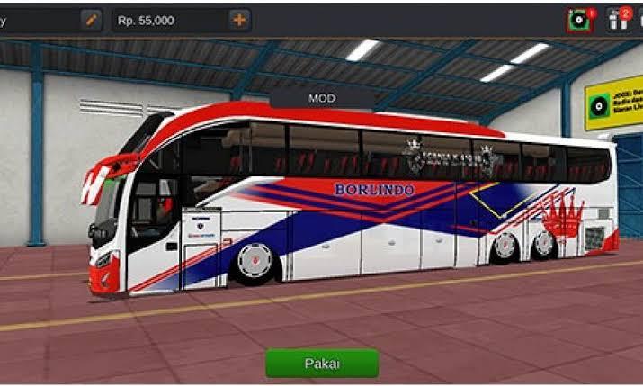 Bus Simulator Indonesia Mod Apk 3.6.1