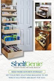 Upgrade Your Cabinets To Pull Out Shelves, Learn How!