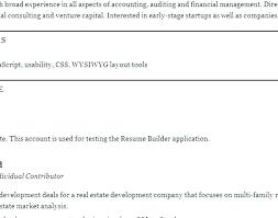 Best Online Resume Builder Free Cool Resume Building Sites Colbroco