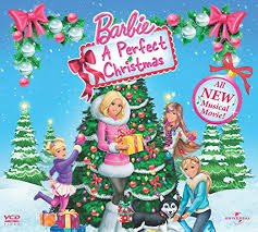 Amazon.in: Buy Barbie: Perfect Christmas (Hindi) DVD, Blu-ray ...