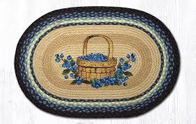 blueberry basket 65 312bb oval 20x30