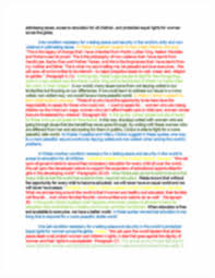 sample explanatory essay color code and re write your ms  image of page 2