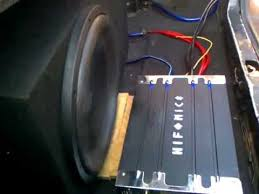 amplificador hifonics bxid y db platinium de  amplificador hifonics bxi2006d y db platinium de 15