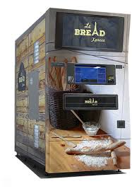 Bakery Vending Machine Gorgeous Le Bread Xpress On Demand Fresh Baked French Baguette Vending