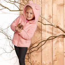 lupilu® Kinder Jungen Mädchen <b>Teddy</b> Fleece Jacke Jacken