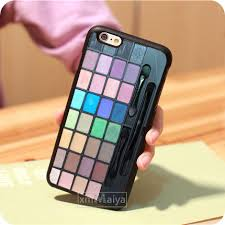 aliexpress cool awesome makeup palette desgin hard phone cases accessories for iphone 6 cover 4 7