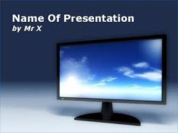 tv powerpoint templates television powerpoint templates