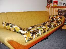 Kroehler Bedroom Furniture Kroehler Mid Century American Leisure Casual Sofa And High Back