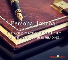 Personal Journaling How To Adopt The Positive Habit Of Journaling Positive Writer