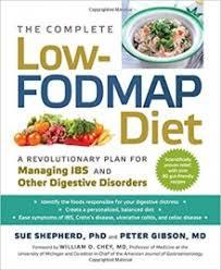 Low Fodmap Diet Books Ibs Diets