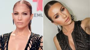 today s makeup tutorial is inspired by jennifer lopez s stunning brozny y look that she wore at billboard latin awards
