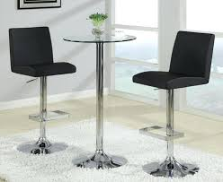 bar table set canada and stool hire brisbane height kitchen chairs ed modern stools extraordinary round glass pub black ba