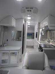 Airstream Interior Design Painting