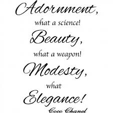 Coco Chanel Quotes On Beauty Best of Coco Chanel Quotes That Will Inspire You