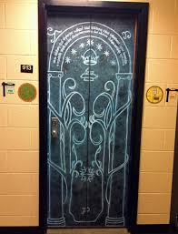 Kids Dorm Room Door Decorations