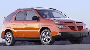 The Pontiac Aztek Debacle - An Insider's Take On How Bad Cars Happen