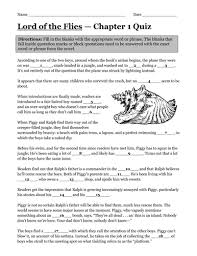 lord of the flies by william golding complete novel quizzes  lord of the flies by william golding complete novel quizzes 7 quizzes by scottdstratton teaching resources tes