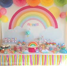 La Sweet Table Déco d'anniversaire