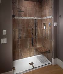 bathroom design interesting teak shower bench with stylish