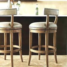 julien leather bar stools and counter stool rattan 1 low back kitchen sink