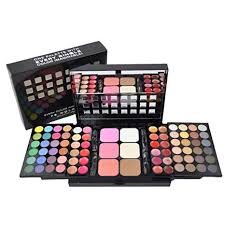 mac professional eyeshadow palette makeup kit 78 colour multi at low s in india amazon in