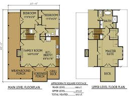 floor plans water s edge cottage floorplan