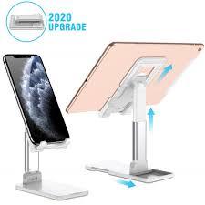 Giá đỡ điện thoại/ máy tính bảng 5.0 bằng kim loại cho Ipad Pro Iphone -  Giá đỡ - Chân đế thường Thương hiệu No Brand