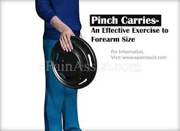 forearm size pinch carries an effective exercise to forearm size exercises