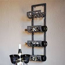 iron wine rack wall mounted. Wall Wine Rack Large Selection Of Racks Mounted Iron For And Pinterest