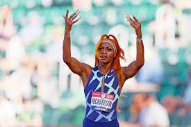 U.S. sprinter Sha'Carri Richardson not ...