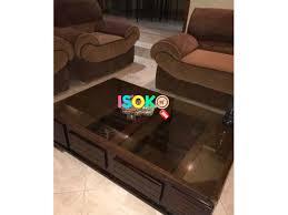 fabric sofa coffee table 1 4
