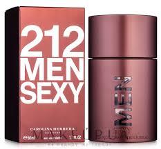 Carolina Herrera <b>212 Sexy Men</b> - <b>Туалетная</b> вода: купить по ...