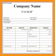 Download Payslip Template Classy Free Payslip Template Download Co Excel Australian Wearesoulco