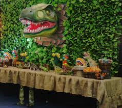 Dinosaur Lawn Decorations Dinosaurs Birthday Party Ideas Photo 39 Of 90 Catch My Party