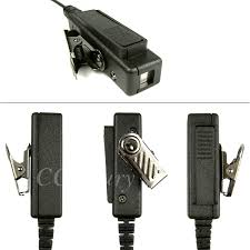 motorola two way radios. aliexpress.com : buy portable police air tube earpiece mic headset for motorola two way radio cb ham walkie talkie mtp850s mtp830s from reliable radios