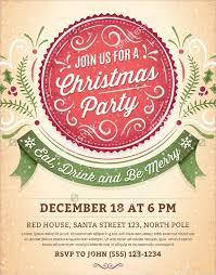 Free Christmas Party Invitation Templates Word Christmas Party Invitation Templates Free Festival Collections
