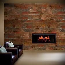 Tile For Living Rooms Living Room Tile Wall Slate Plain Copper Val Tile
