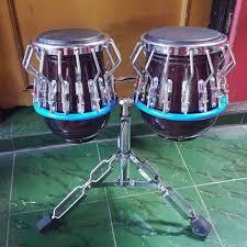 Drum awalnya terdiri atas kulit yang direntangkan pada sebuah penyangga. Jual Ketipung Kempul Kendang Dangdut Koplo Kota Pasuruan Griyaemerald Tokopedia