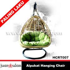 hanging chair. Alpukat-hanging-chair-ayunan-rotan-pl-hcrt007 Hanging Chair
